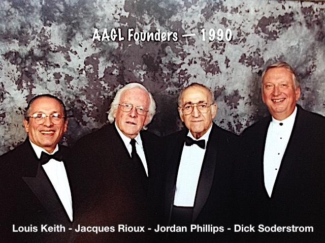 Soderstrom Founders Photo